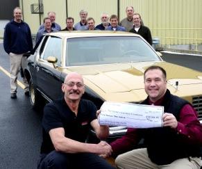 Weaver Auto Parts >> Weaver Auto Parts Car Raffle Raises 40 000 For Veterans