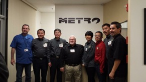 Metro Auto Parts >> China Aftermarket Auto Parts Alliance Charter Members Complete North