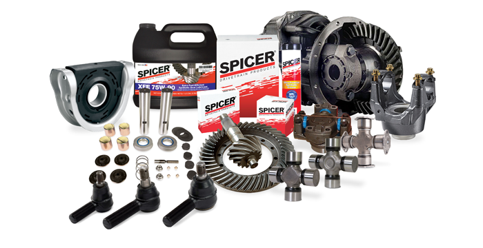 Dana – Spicer Products