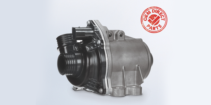 Continental Offers VDO OEM Electric Water Pump For Wide BMW Range