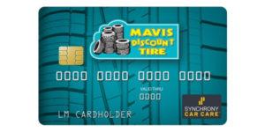 Synchrony Bank Discount Tire >> Synchrony Financial Partners With Mavis Discount Tire
