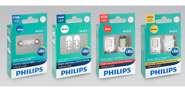 Philips Unveils Ultinon Led A New And
