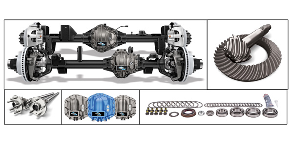 Dana Introduces Aftermarket Drivetrain Upgrades For Jeep