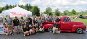 Over 600 people attended the fourth annual Hovis Auto & Truck Supply Cruise-In held recently at the Federated member's distribution center in Mercer, Pennsylvania. Over 300 classic cars were on display and a special treat for the attendees was the appearance of the Raybestos® custom-built 1953 Chevrolet® pickup that will awarded to one lucky Raybestos customer at the 2018 AAPEX show in Las Vegas.