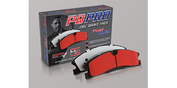 Centric Brake Pads >> Centric Parts Unveils Next Generation PQ PRO Disc Brake Pads