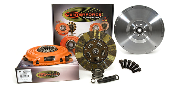 Centerforce Announces New Dual Friction Clutch Kit For The JK Jeep