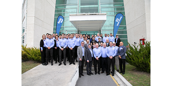 Bendix celebrates the grand opening of its new Technical Center in Monterrey, Mexico.
