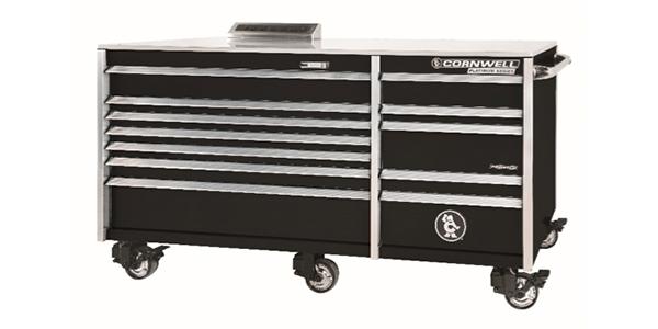 Cornwell Quality Tools Introduces Platinum Series Tool Box Line
