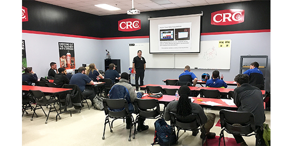 CRC Industries Partners With Universal Technical Institute