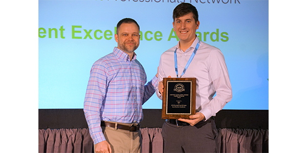 At the 2019 Knowledge Exchange Conference in Tampa, Florida, SKF won a gold award in the Paper Catalog category for its 2018 Bearings and CR Seals Specification Handbook.
