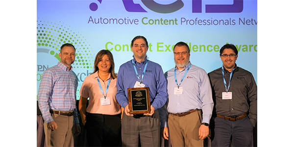 At the 2019 Knowledge Exchange Conference in Tampa, Florida, Brake Parts Inc won a silver award in the Web-Based Catalog category for the Raybestos Brakes Web Catalog.