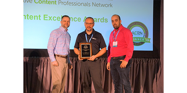 At the 2019 Knowledge Exchange Conference in Tampa, Florida, Spectra Premium won a gold award in the Web-Based Catalog category for its Spectra Premium e-catalog.