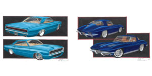 AkzoNobel To Host Dave Kindig, Showcase Classic Cars At 25th