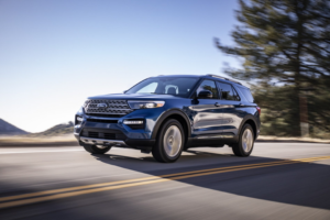 Best All Season Tires 2020.Hankook Tire Adds 2020 Ford Explorer To Original Equipment