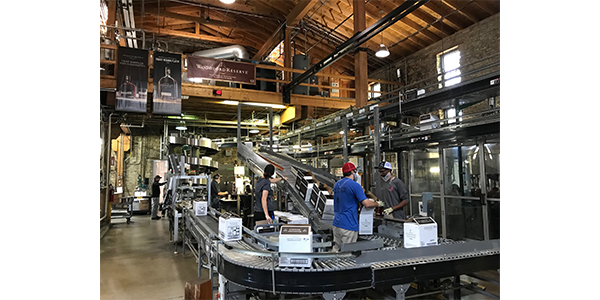 Oct. 10, Auto Value and Bumper to Bumper's Service Center Advisory Council visited the reputable Woodford Reserve distillery in Lexington, Ky., to learn about the process of making the Kentucky bourbon while enjoying a tasting of the iconic spirit.