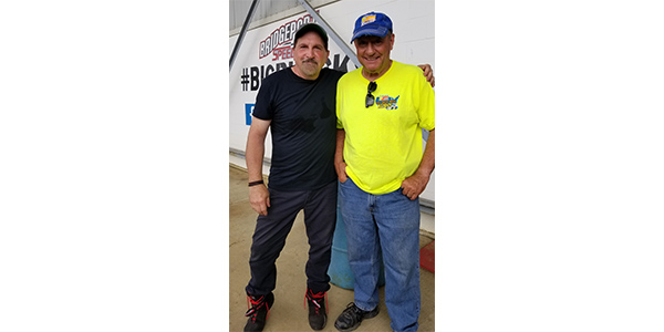 """Federated member Berrodin Parts Warehouse hosted more than 20 customers at a """"Get Dirty with Kenny"""" dirt track driving experience last month at the Bridgeport Speedway in Swedesboro, New Jersey."""