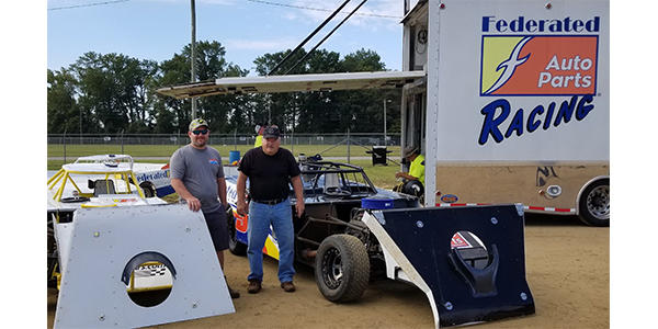 """""""Kenny did a great job as always with our customers,"""" said John Berrodin, president of Berrodin Parts Warehouse. """"Everyone really enjoyed the day and had a lot of fun with Kenny in our Q&A session as well as on the track."""""""