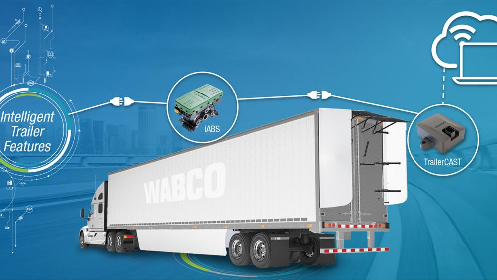 wabco introduces connected, intelligent trailer platform  aftermarket news