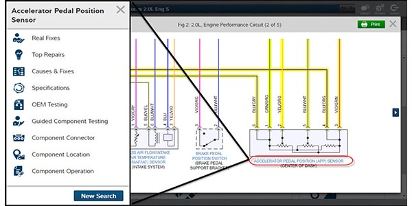 mitchell 1 introduces interactive wiring diagrams