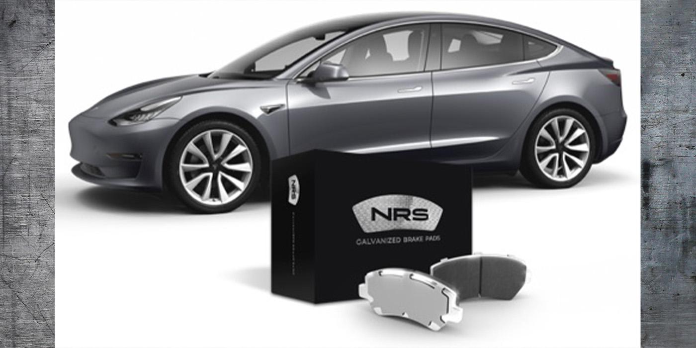 NRS Brakes Unveils EV Brake Pad For Tesla Model 3