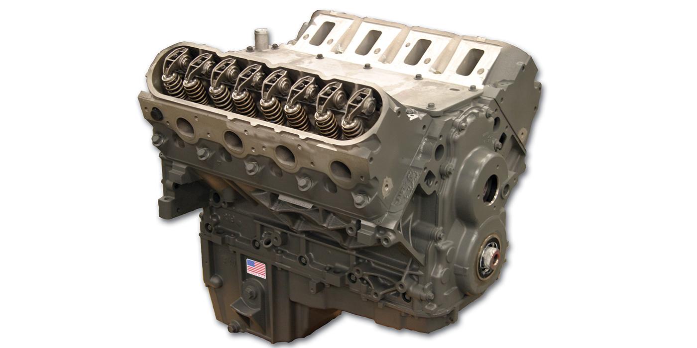 Jasper rebuilt engines