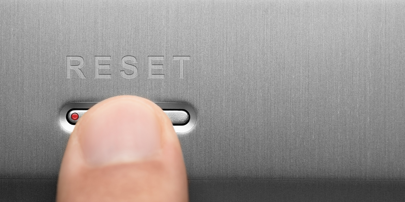 Takeaway: The Great Reset