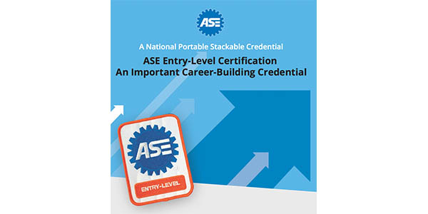entry level ase certification