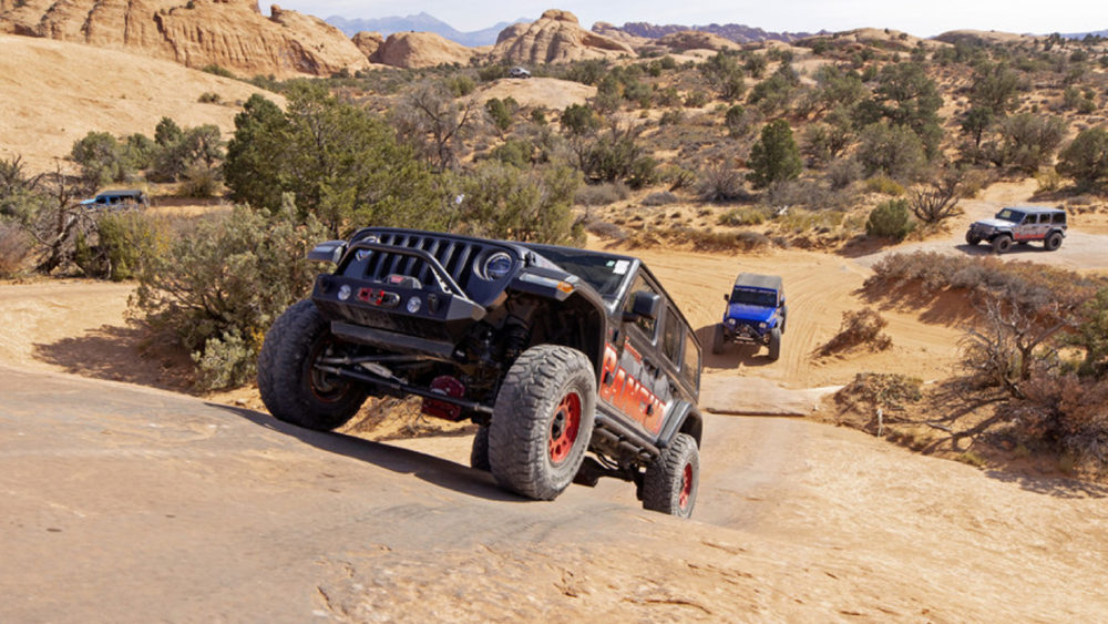 rancho to be 'official suspension & shocks company' for