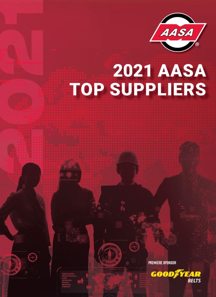 2021 Top AASA Suppliers List