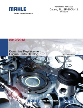 MAHLE Clevite Introduces New Cummins Catalog - aftermarketNews
