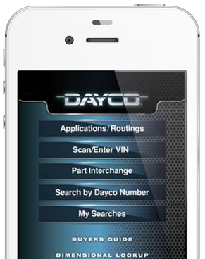 Vin Number Scanner >> Dayco Releases Vin Scanning App Aftermarketnews