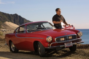 Irv Gordon And His Red Volvo P1800 Closing In On Auto History Aftermarketnews