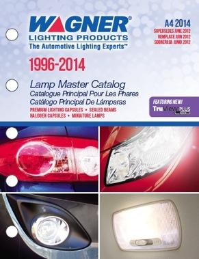 2017 Wagner Lighting Catalog Premium Lamp Range New